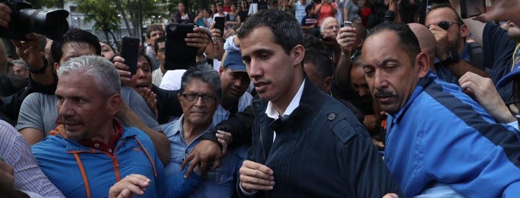 Venezuela: 40 muertos por protestas desde autoproclamación de Guaidó