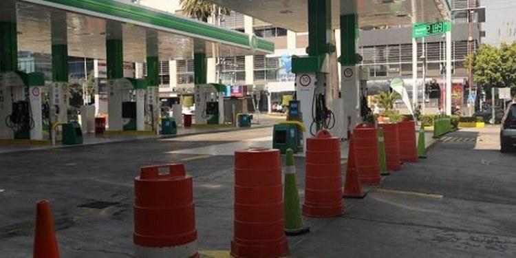 Desabasto de gasolina en la CDMX por sabotaje a ductos de Pemex: AMLO 1