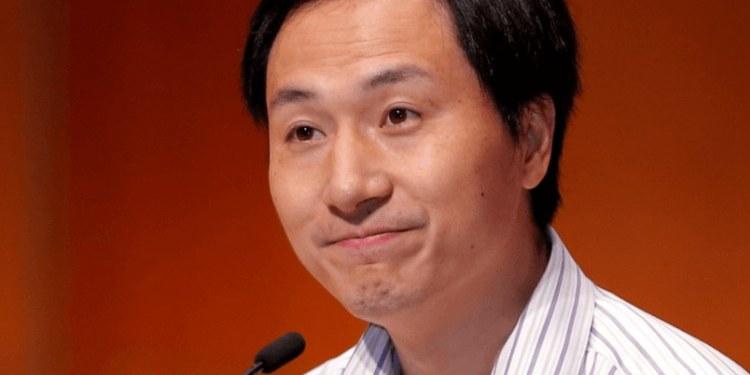 Despiden a científico chino que modificó genéricamente a bebés 1