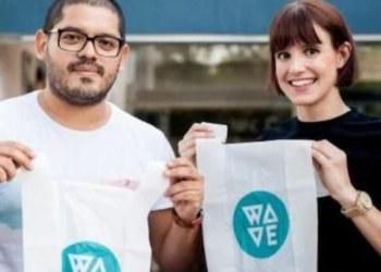 Mexicano y holandesa crean empresa de ecobolsas que no contaminan 1