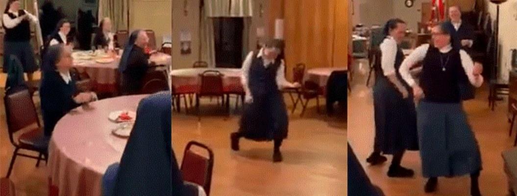 Mira como estas monjas rockeron al ritmo de Queen   VIDEO