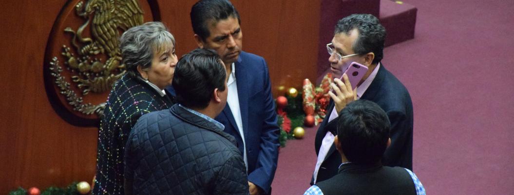 Espera Morena aprobar el martes Presupuesto 2019 en Guerrero