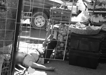 Asesinan a vendedora de frutas en la peligrosa Progreso de Acapulco 1