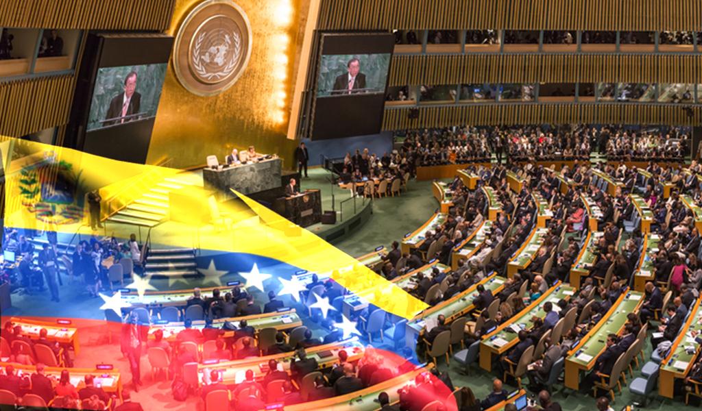 ONU analiza crisis de seguridad en Venezuela