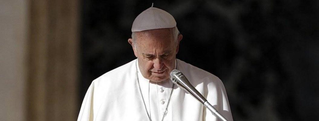 Papa Francisco dispuesto a mediar en conflicto en Venezuela