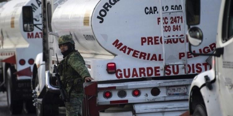 Detienen a 21 huachicoleros en Puebla; poseían armas y vehículos 1