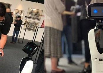 Presentan mexicanos robot que ayudará en la oficina 2