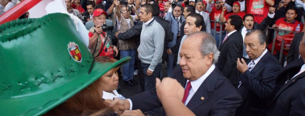 Canacar acusa a sindicato de Pemex de sabotear distribución de gasolina