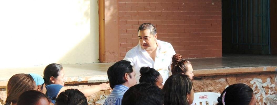 Síndico Javier Solorio