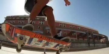 Cada vez más jóvenes mexicanos se apasionan por el skate 9