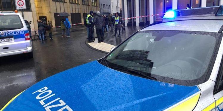 Detienen a autor de atentado en Alemania 1