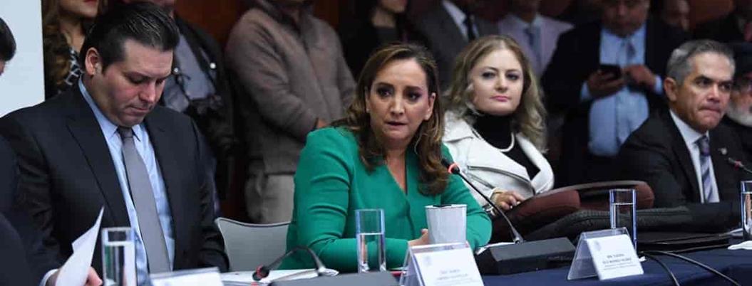 """""""Le dimos lo necesario a AMLO para pacificar a México"""": Ruiz Massieu"""