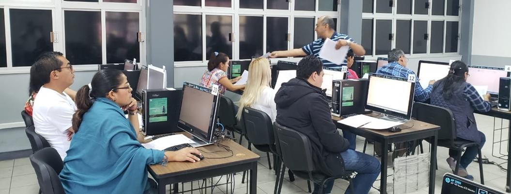 IEPC aplica segundo examen a aspirantes a consejero