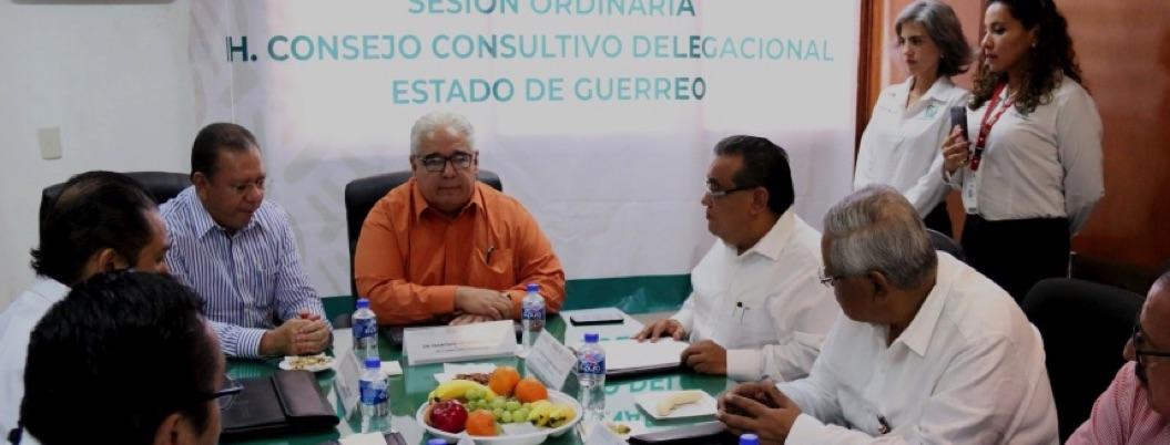 Francisco Hernández Torres, nuevo delegado del IMSS en Guerrero
