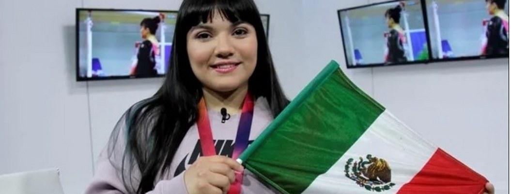 Gimnasta mexicana califica a final de salto de Copa del mundo
