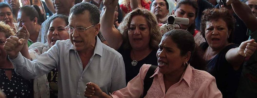 PRI moviliza a sus huestes por estancias infantiles en Guerrero