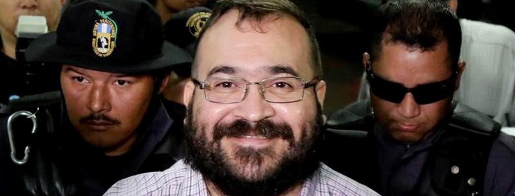"""Javier Duarte alaba al gobierno de AMLO; """"veo un presidente sólido"""", dice"""
