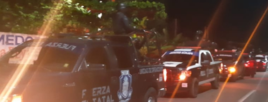 Asesinan a comandante de la Policía en Petatlán