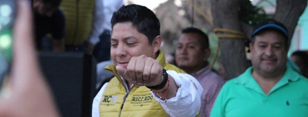 Diputado Ricardo Gallardo dice adiós al PRD; formará grupo independiente