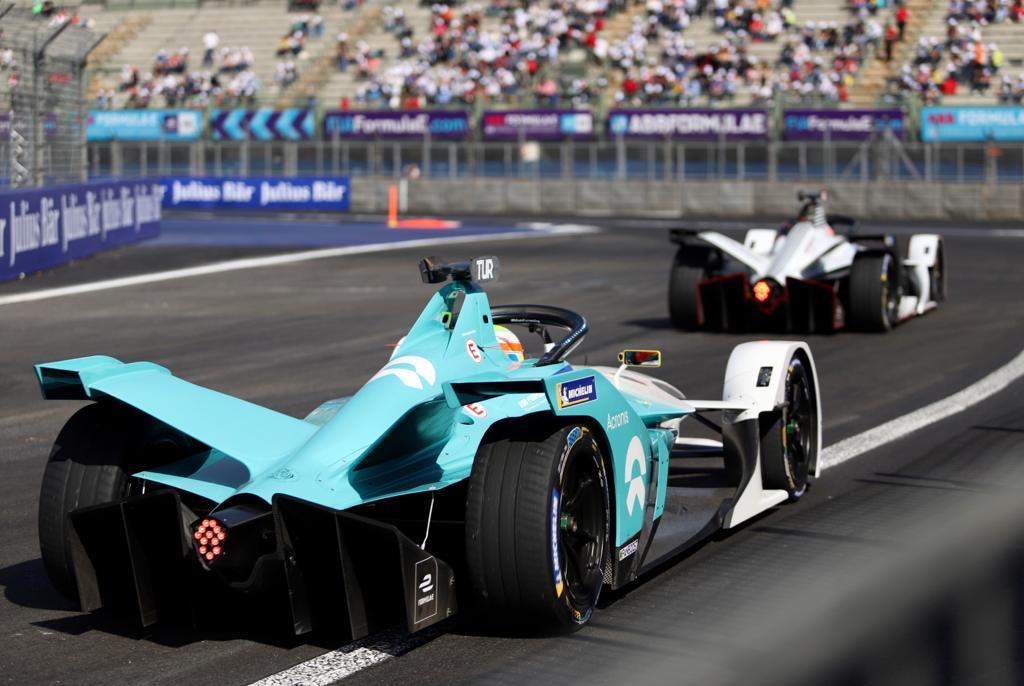 Pascal Wehrlein gana la superpole del E-Prix de CDMX