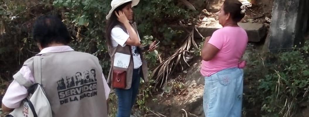 Sin censar, 20 mil familias por amenazas del crimen en Acapulco