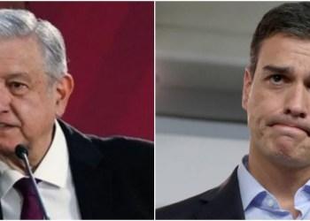 AMLO y Pedro Sánchez