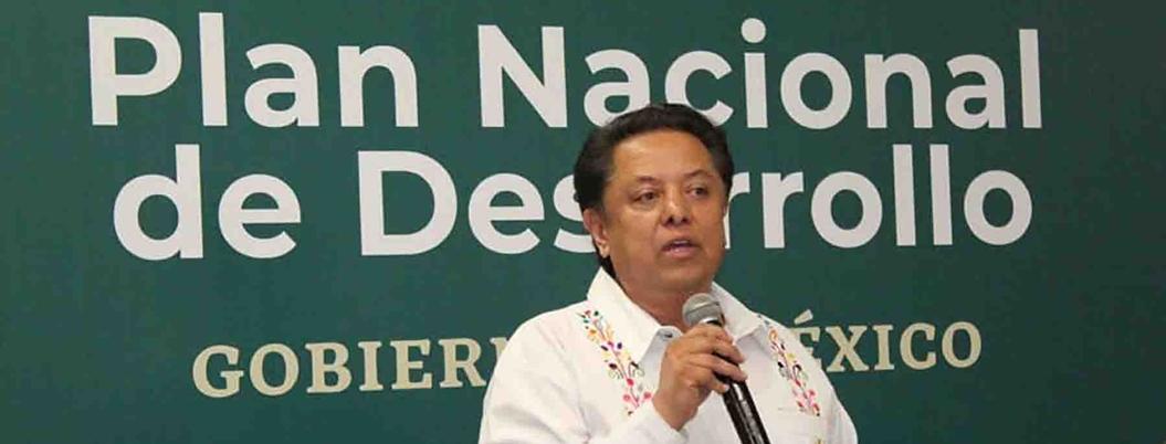 """""""Bloqueo de carreteras retrasará entrega de fertilizante"""": Sandoval"""