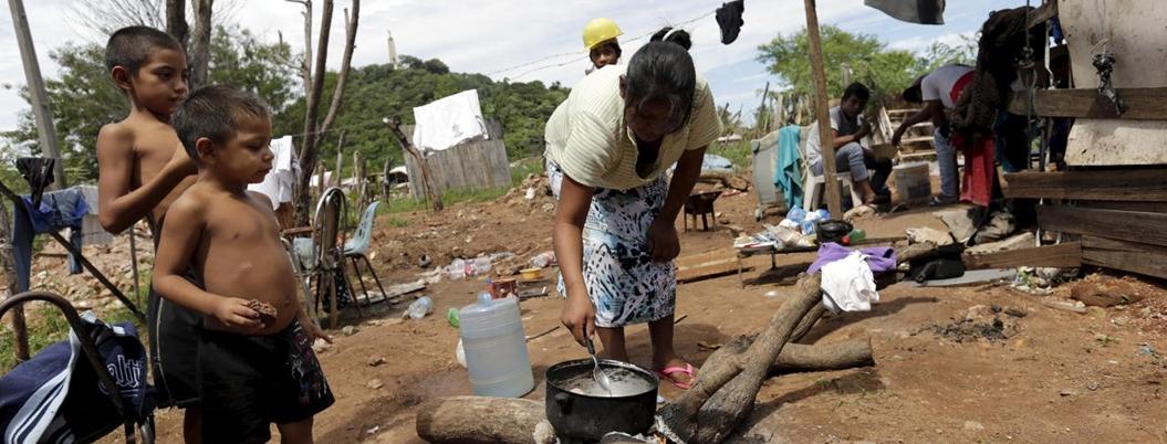 Pobreza en México, infierno cargado al sur, del que es imposible huir