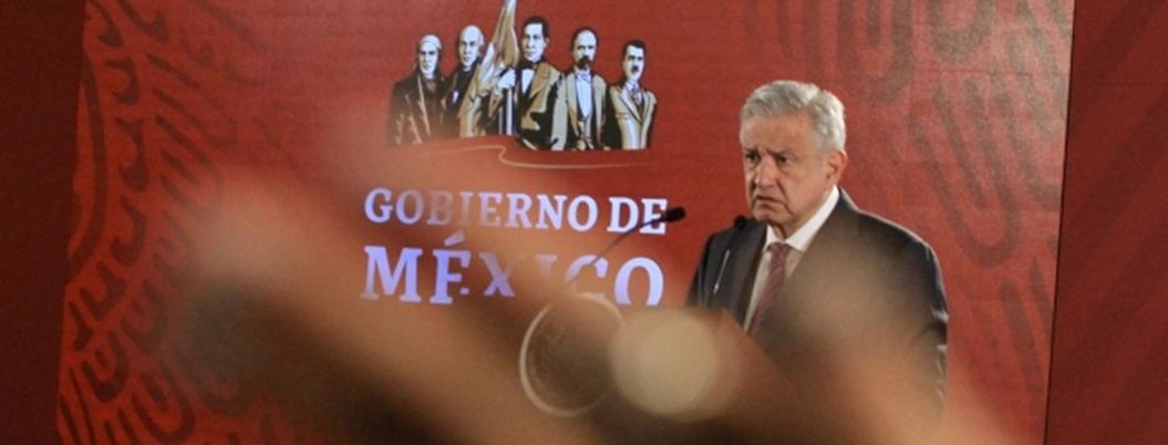 """Inai pide a AMLO nombres de """"chayoteados"""" y """"maiceados"""" por gobierno"""