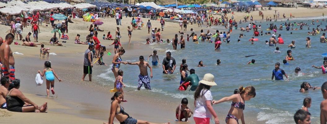 Acapulco alcanza 47.2% de ocupación en primer día de vacaciones