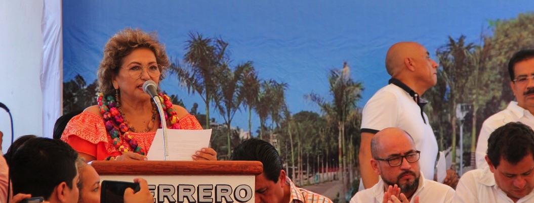 Acapulco, con los brazos abiertos en espera de los visitantes: Adela