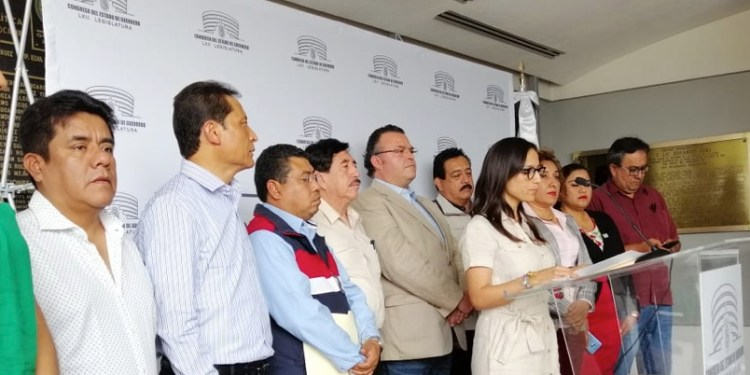 Fracción de Morena en Guerrero