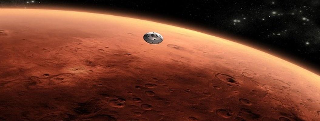 Hay nuevos informes sobre la composición de Marte