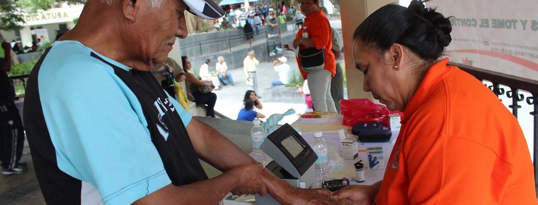 Carece de cobertura médica el 14.6% de la población en México