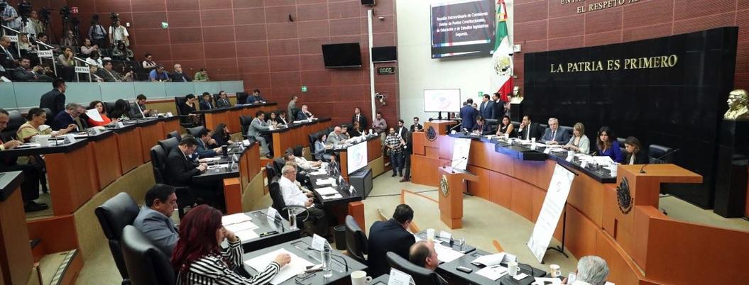 Senado aprueba el T-MEC; AMLO celebra ratificación