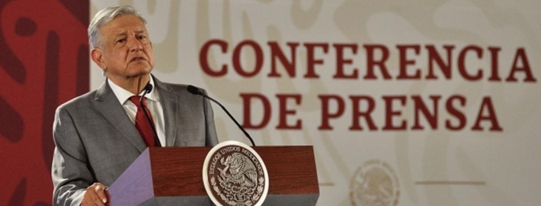 AMLO expondrá al escarnio público a quienes paren Santa Lucía
