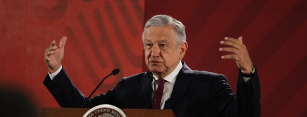 AMLO augura que entregará un México en paz y sin corrupción en 2024