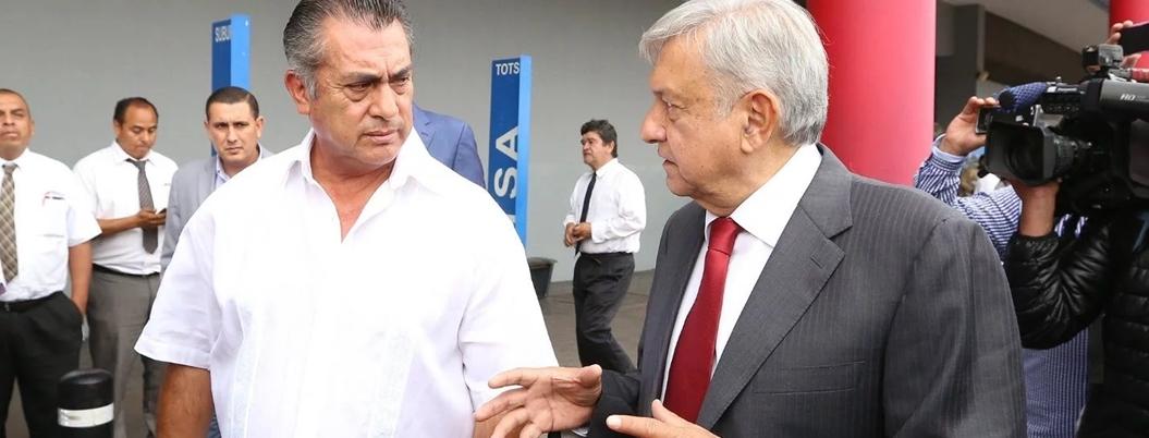 """""""Transformaré a AMLO en regiomontano"""", lambisconea El Bronco"""
