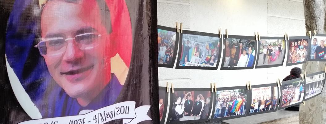 Asesinato de activista gay sigue impune tras 8 años en Guerrero