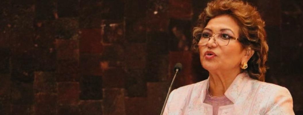 Plan Nacional de Desarrollo pone fin al modelo neoliberal: Adela