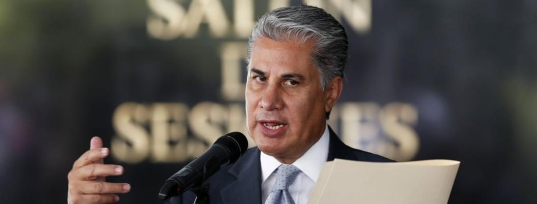 Morena suspende derechos de Alejandro Rojas por traidor