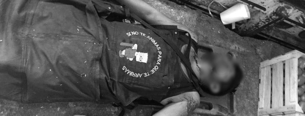 Gatilleros matan a vendedor en Central de Abastos de Acapulco