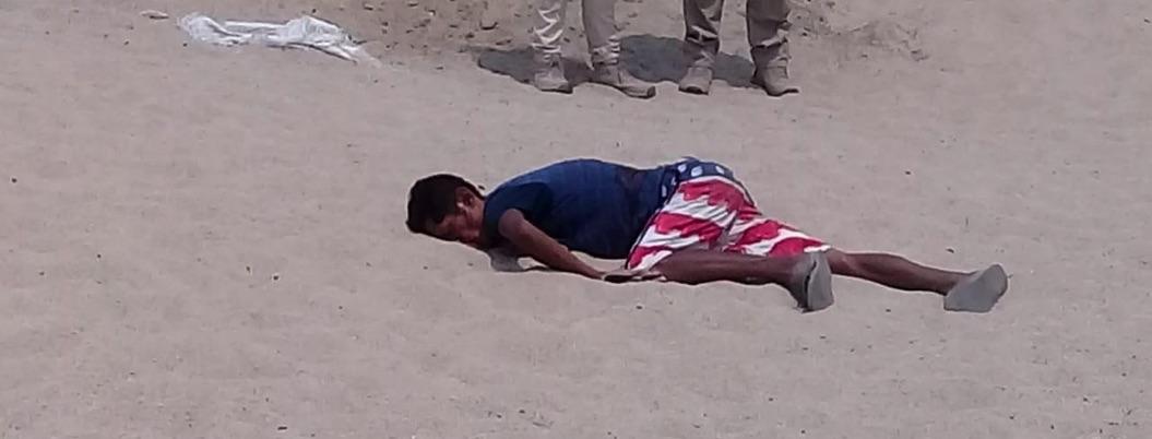 Asesinan a balazos a hombre en playa El Morro, Acapulco