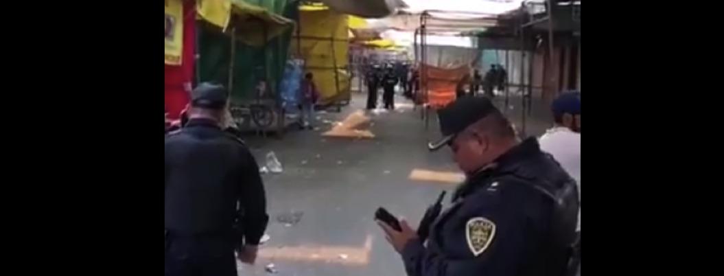 Violencia desatada en CDMX: balacera en Tepito deja 3 muertos