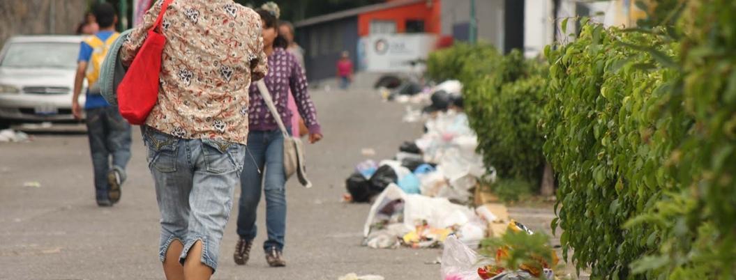 México genera más de 102 mil toneladas de basura al día
