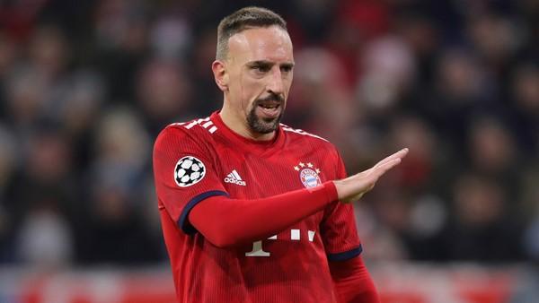 Franck Ribery confirma su salida del Bayern Munich