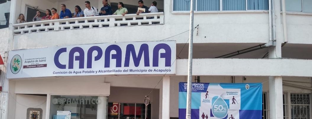Colonias de Acapulco vuelven a tener agua, tras supuesto sabotaje