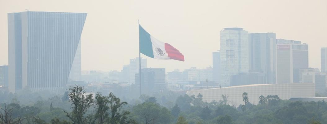 Activan la contingencia ambiental en la Ciudad de México