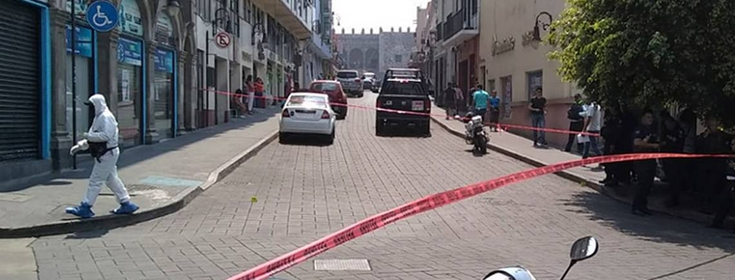 Acusan a ambulantes opositores de atentado a cetemistas en Cuernavaca