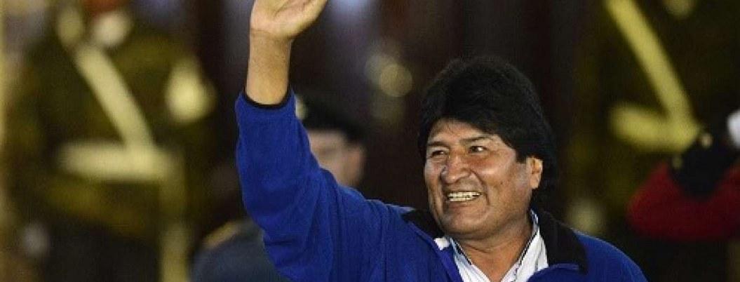 Opositores a reelección de Evo convocan a paro nacional en Bolivia